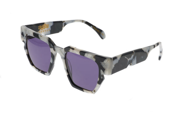 Age Eyewear - Homage Sunglasses - Black Pearl