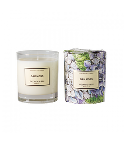 George & Edi - Soy Candle - Oak Moss