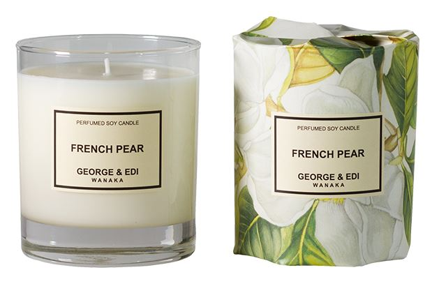 George & Edi - Soy Candle - French Pear