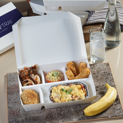 Table and Tray Western Meal Box