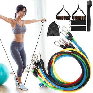 Cable Resistance Bands