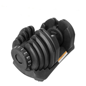 24kg Fully Adjustable Dumbbell Set