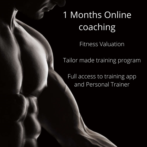 Online Coaching Plans
