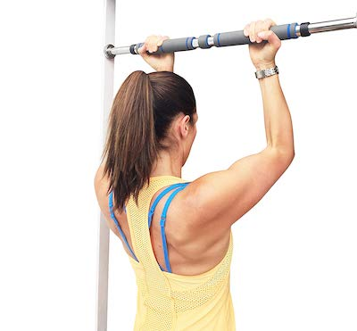 200kg Capacity Horizontal Pull Up Bar