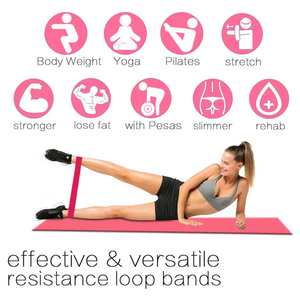Resistance Bands - 5 Levels