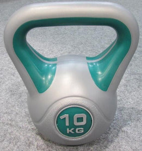 Plastic Coated Kettlebells - Various Weights
