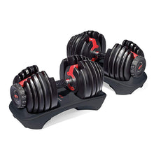 Load image into Gallery viewer, 24kg Fully Adjustable Dumbbell Set