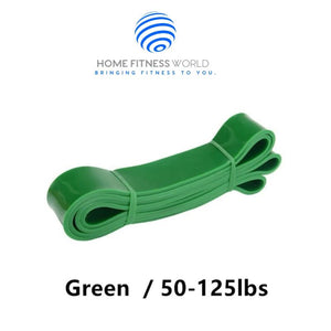 Full Body Resistance Bands - 5lbs to 300lbs