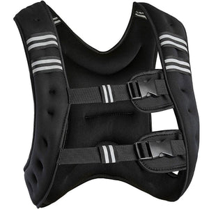 10KG Weight Loaded Training Vest