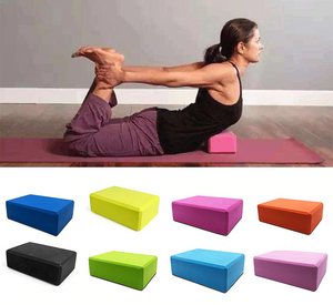 EVA High Density Yoga Block