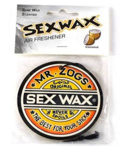 Sexwax Air Freshener (Various Scents)