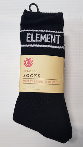 Element Youth Crew Socks