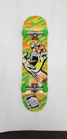 Santa Cruz Primary Hand 8'0 Skateboard