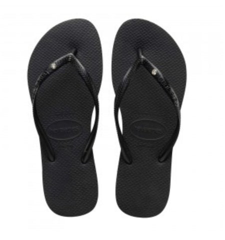 Havianas Slim Crystal Jandal