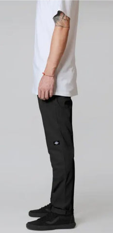 Dickies Slim Fit Double Knee Pants WP918