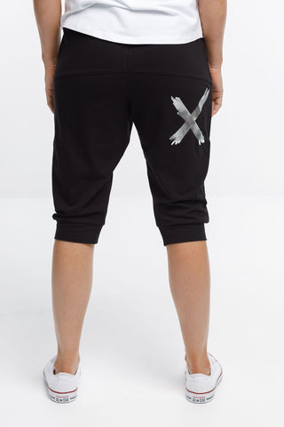 Homelee 3/4 Apartment Pants - Silver X