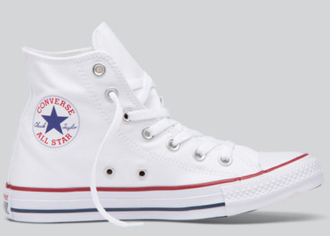Converse Chuck Taylor Allstars Hi Top - Optical White