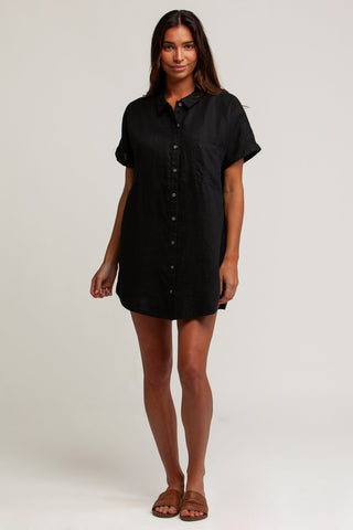 Rhythm Shirt Dress