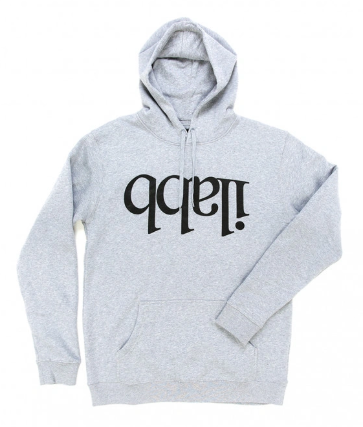ilabb Capsize Fleece Hood - Grey