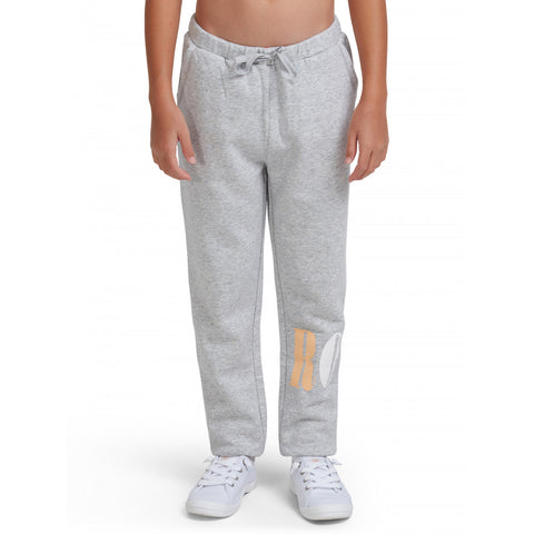 Girls Power Day Organic Joggers Slim Fit