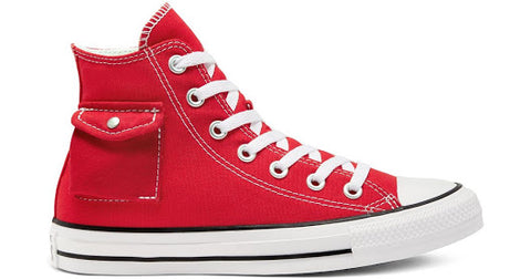 Converse Chuck Taylor Allstars Hi Top - Red