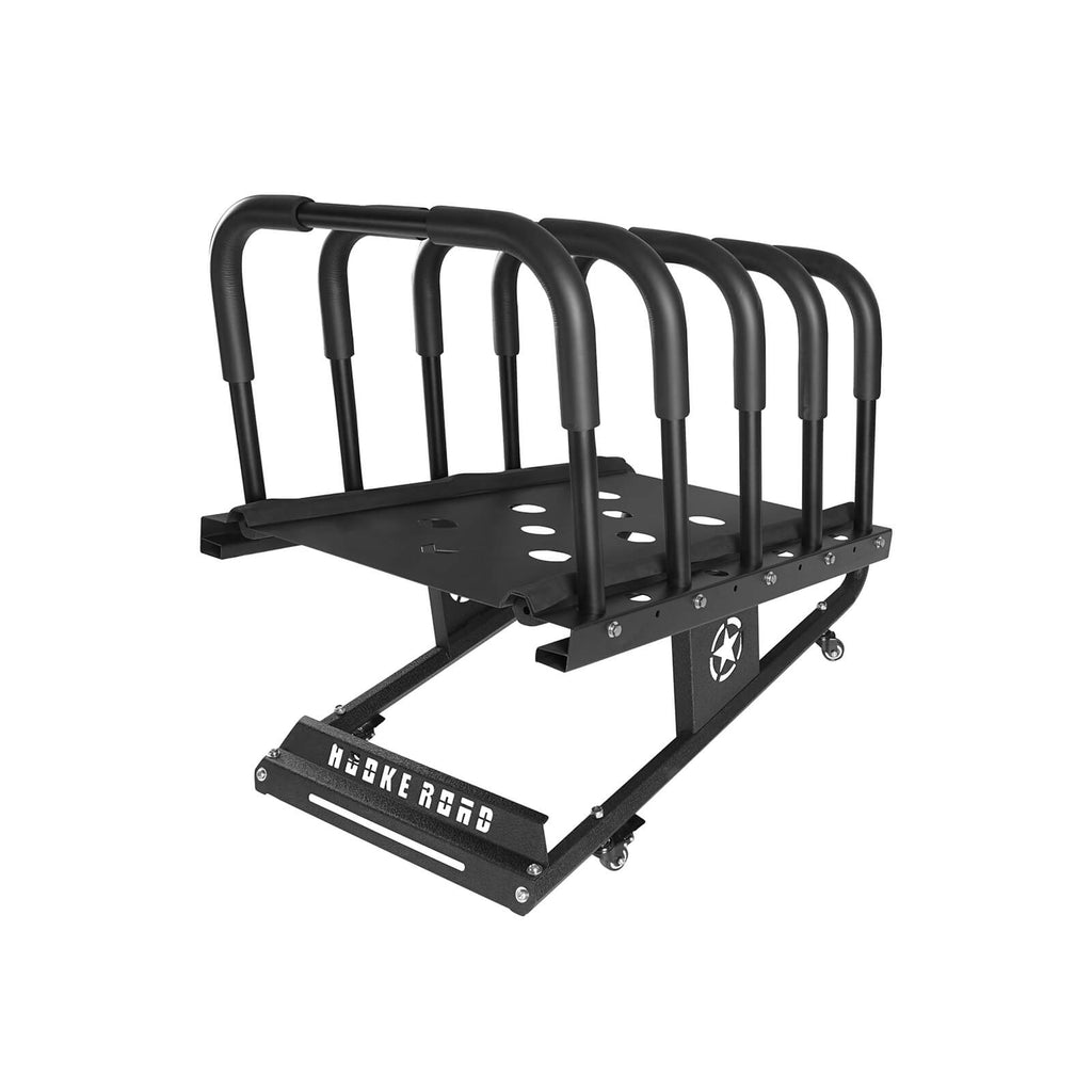 Jeep Door Storage Rack Door Holder(07-21 Jeep Wrangler JK/JKU JL)