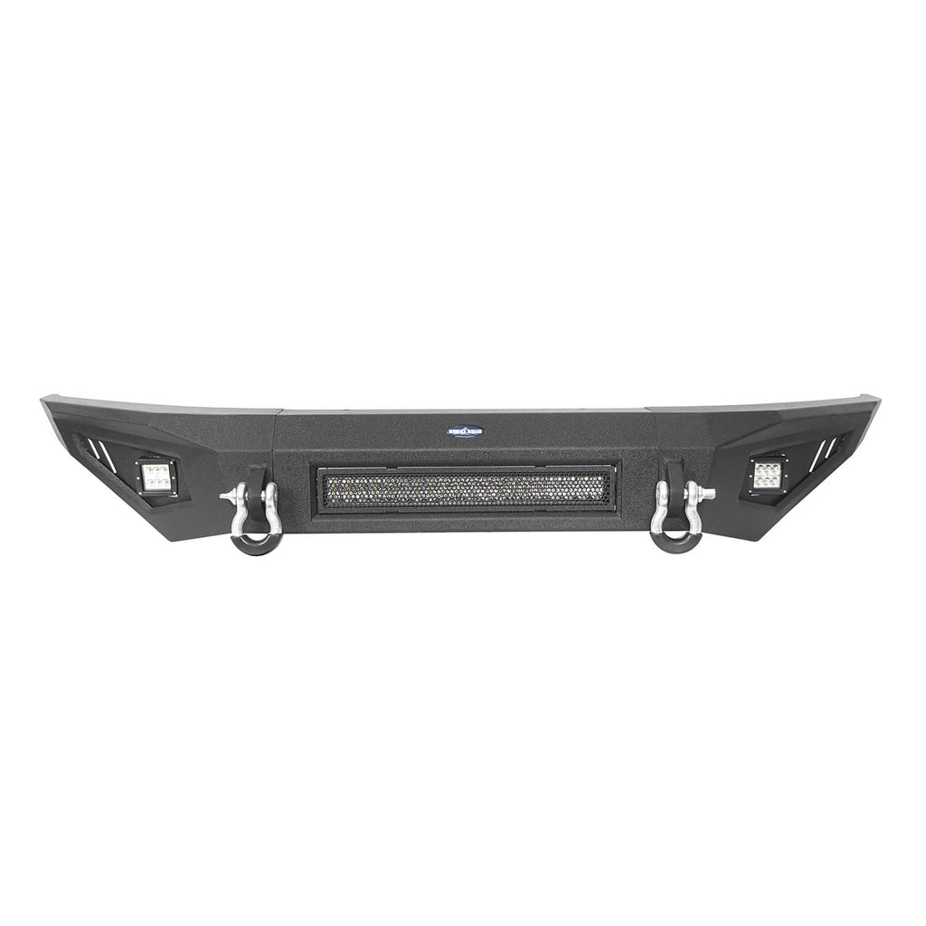 F-150 Ford Full Width Front Bumper for 2009-2014 Ford F-150, Excluding Raptor bxg8201 6