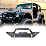 Front Bumper, Rear Bumper, Running Boards(07-18 Jeep Wrangler JK)