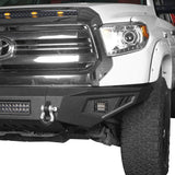Full Width Front Bumper, Rear Bumper, Roll Bar Bed Rack(14-21 Toyota Tundra)