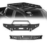 Front Bumper / Rear Bumper / Roof Rack(06-14 Ford F-150)