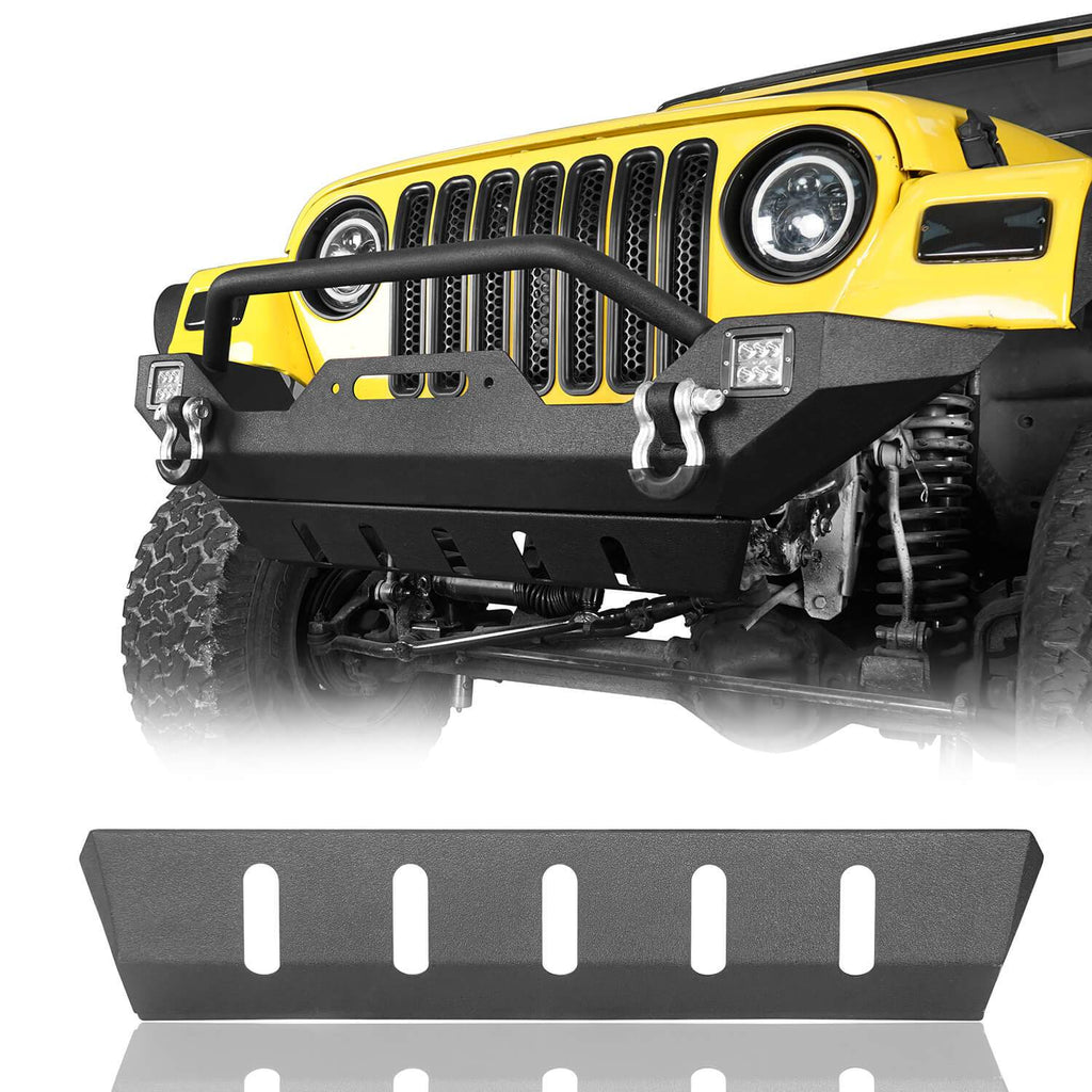 Front Skid Plate(97-06 Jeep Wrangler TJ)