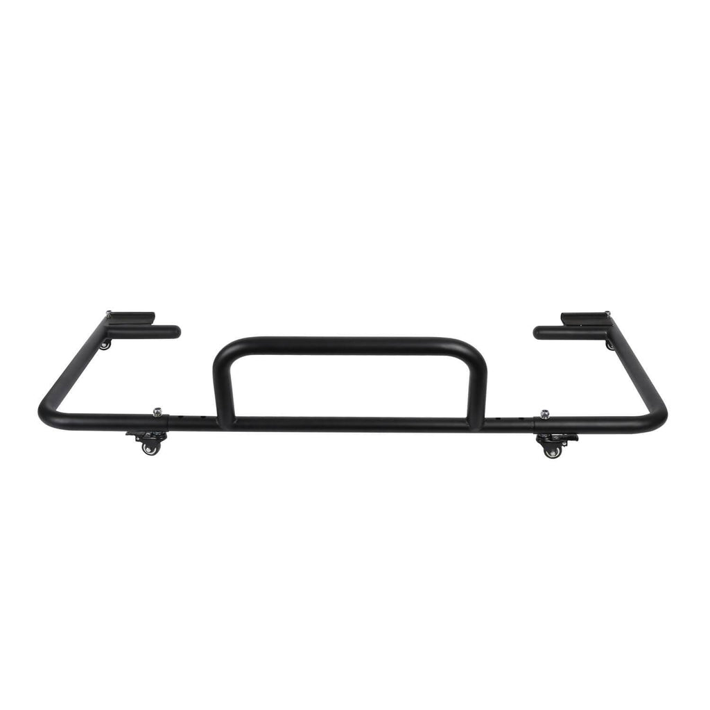 Hard Top Carrier Storage Cart Sliding for 07-08 Jeep JK  2