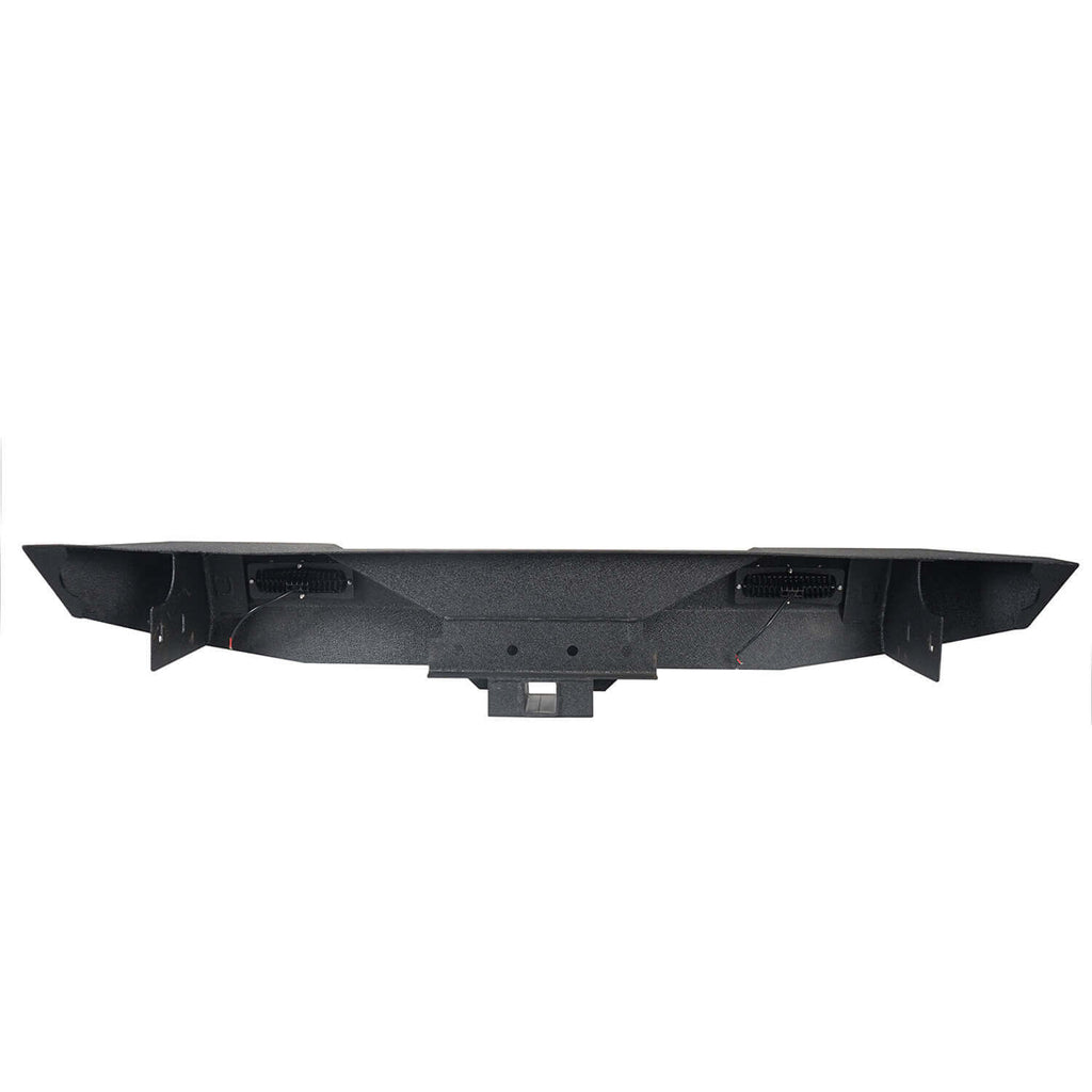 Jeep JK Rear Bumper w/Hitch Receiver Jeep Wrangler JK Back BumperJeep JK Back Bumper for 2007-2018 Jeep Wrangler JK BXG116 8