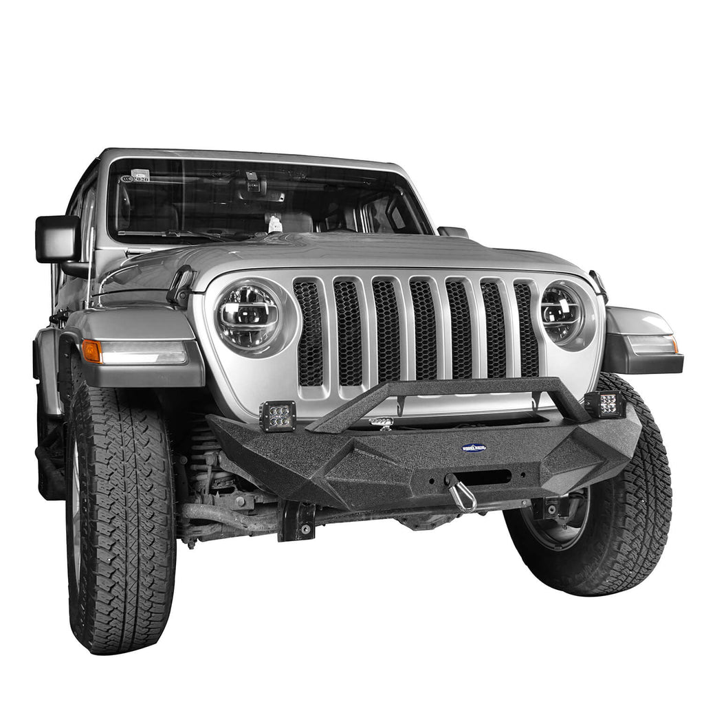Jeep JT Front Bumper Blade Master Bumper for 2020 Jeep Gladiator BXG506 3