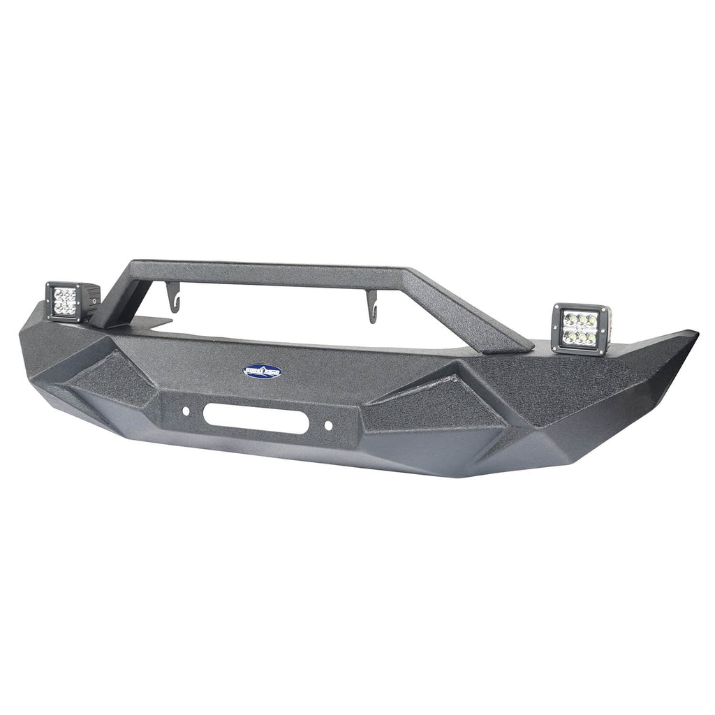Jeep JT Front Bumper Blade Master Bumper for 2020 Jeep Gladiator BXG506 6