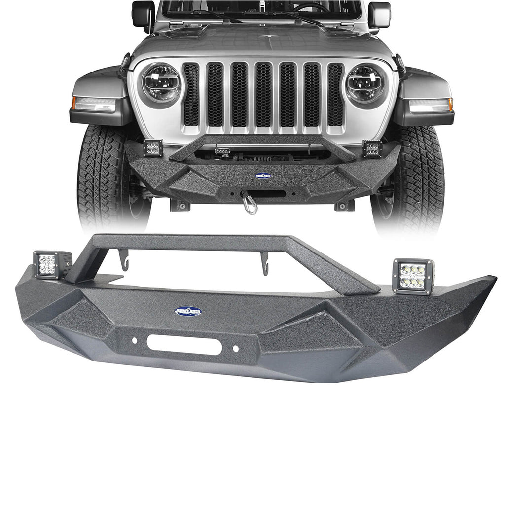 Jeep JT Front Bumper Blade Master Bumper for 2020 Jeep Gladiator BXG506 1