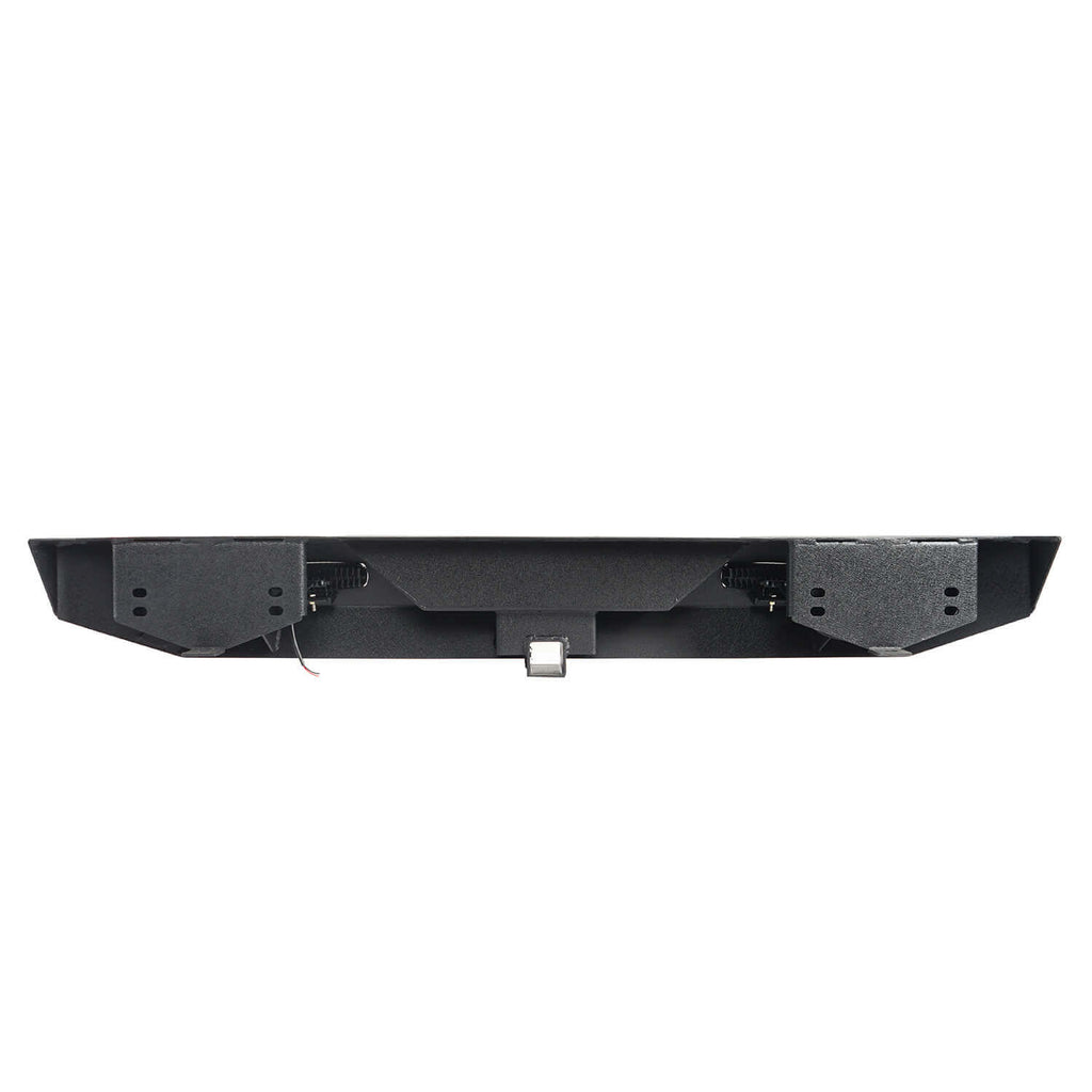 "Different Trail Rear Bumper w/2"" Hitch Receiver for Jeep Wrangler TJ YJ 1987-2006 BXG120 11"