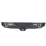 Ultralisk 4x4 Different Trail Front & Rear Bumper Combo(07-18 Jeep Wrangler JK)