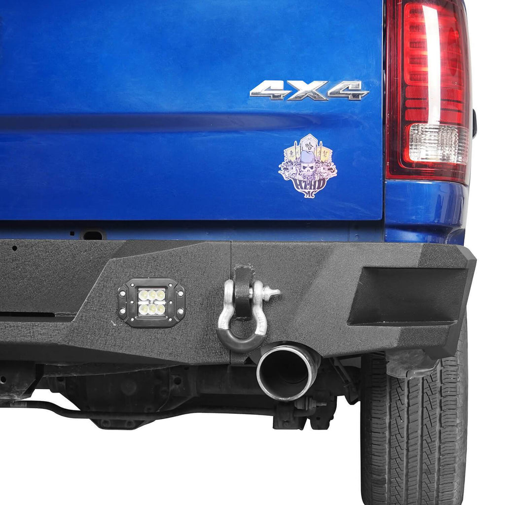 Dodge Ram Rear Bumper for 2009-2018 Dodge Ram 1500 Dodge Ram Parts BXG802 5