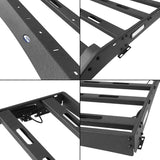 Ford F-150 Roof Rack for 2009-2014 Ford Raptor & F-150 SuperCrew BXG8205 6