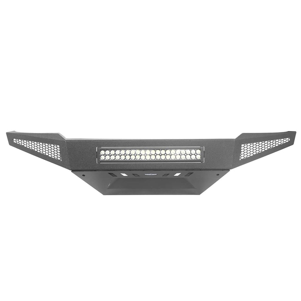 Trucks Toyota Tacoma Full Width Front Bumper with Skid Plate for 2005-2015 Toyota Tacoma BXG410 7