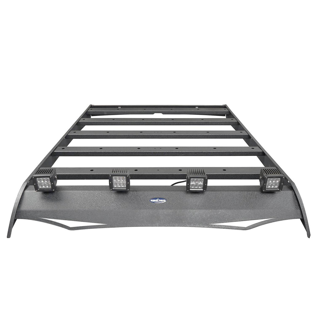 toyota tacoma roof rack with lights 4 doors for toyota tacoma 2005 2015 bxg407 Tacoma Rack Toyota Tacoma Accessories   5