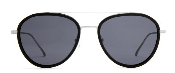 Otis - Templin - Matte Black Brushed Silver / Grey / Non Polar