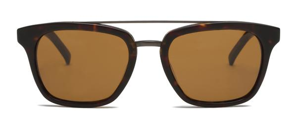 Otis - Non Ficton - Matte Dark Tort / Brown / Non Polar