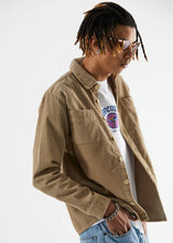 Load image into Gallery viewer, Killer Wale - Corduroy Long Sleeve Shirt in Dirty Beige