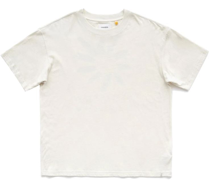 Critical Slide - Band Tee - White