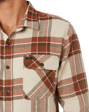 Load image into Gallery viewer, Brixton - Bowery L/S Flannel Dove