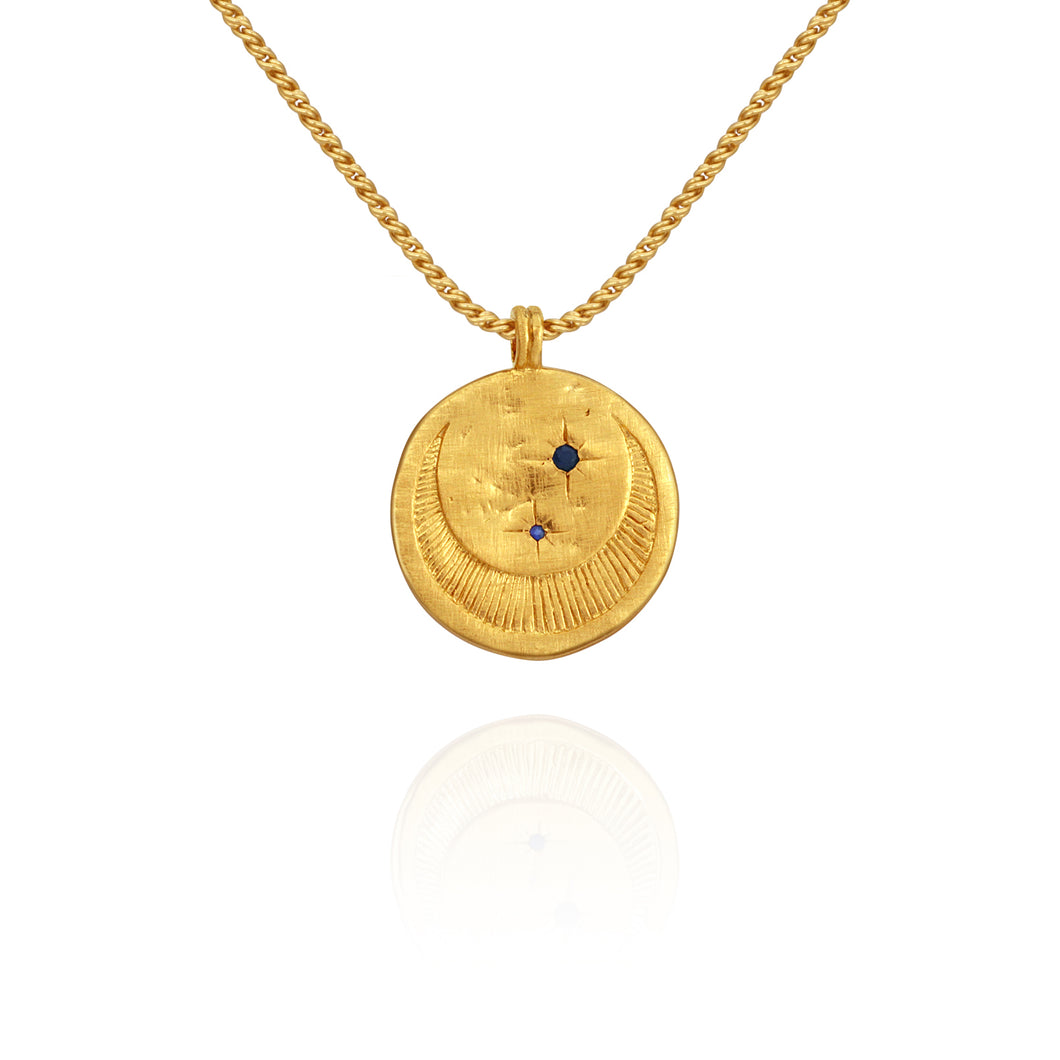 Celeste - Necklace Gold