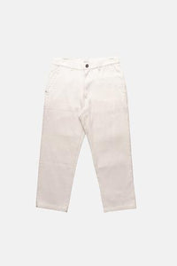 Rhythm Essential trouser pant - Natural