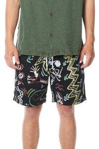 MISFIT - Ultra Vivid Short - Black